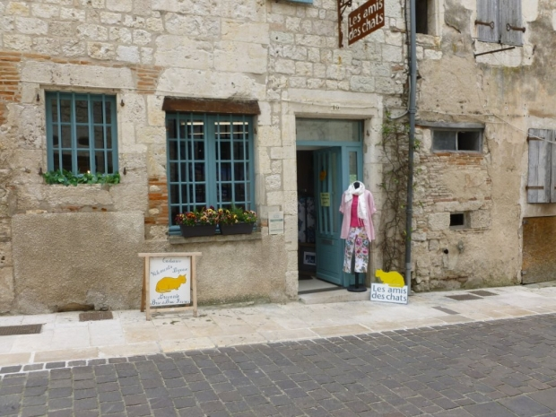 Boutique at Lauzerte