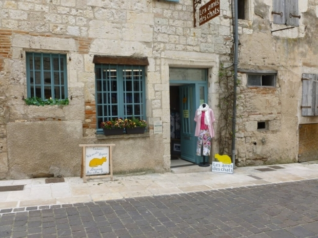 Boutique de Lauzerte